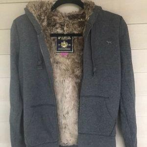Fur PINK sweatshirt